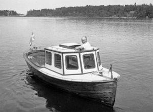 Hansomkördebåten