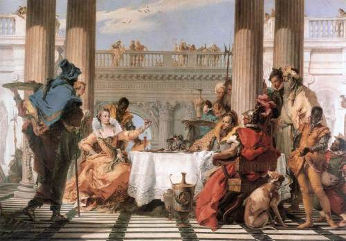 Giovanni_Battista_Tiepolo_-_The_Banquet_of_Cleopatra